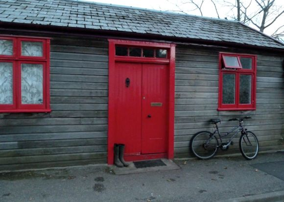 Boots & A Bike